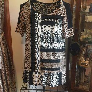 Style & co tunic dress